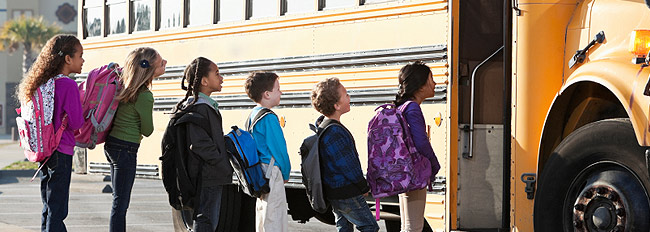 school bus safety rules rules for getting on the bus safely be at the ...